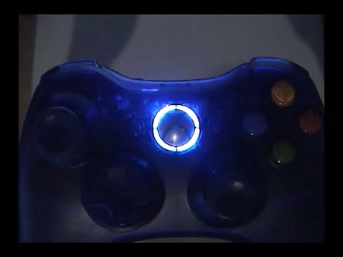 How to mod your Xbox 360 controller's LEDs and Shell