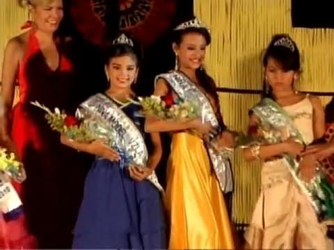 Coronación 2010  | Niña Model Venezuela  | Categoría Infantil