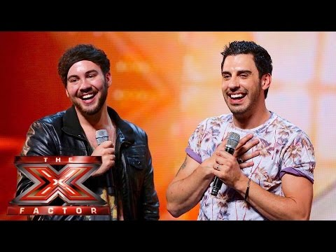 Love Me Like You Do - The Shures (X Factor...