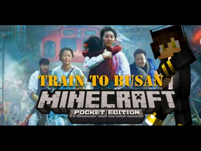 TRAIN TO BUSAN | MINECRAFT EDITION
