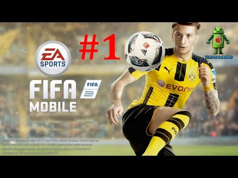 FIFA MOBILE SOCCER (iOS / Android) Gameplay HD