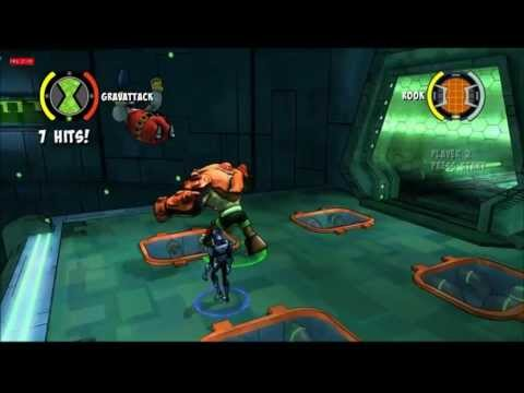 Ben10 Omniverse the Game - Plumb Crazy