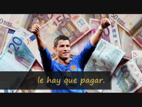 La Canción de Cristiano Ronaldo ( cr7 , cr9 ) en español
