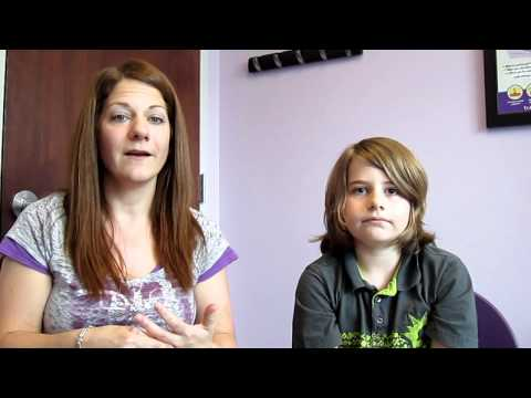 Mom And Son At Madison Learningrx video
