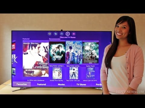 Samsung F8000 Review 55-Inch 55F8000