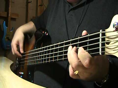 Bryan Adams Lets Make A Night To Remember Bass Cover