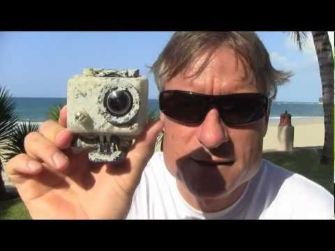 Lost GoPro HD Hero Cam found after 2.5 months at Sea.mp4