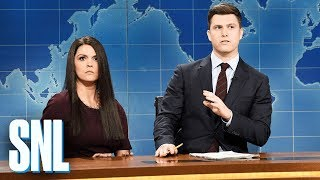 Weekend Update: White House Press Intern - SNL