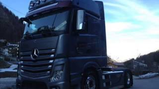 MB Actros MP4 Tuning - Jenal Transporte (Part 1)