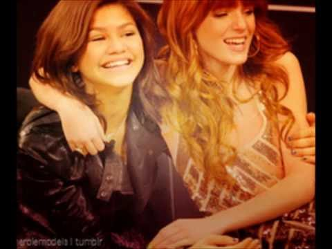 Bella Thorne &  Zendaya Coleman are great friends!