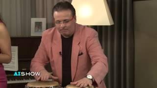 Provocare AISHOW: Michael Kleitman cântă la tobe