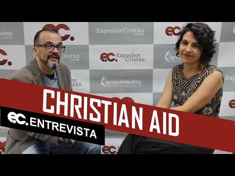 Entrevista com Sarah de Roure | Christian Aid Brasil