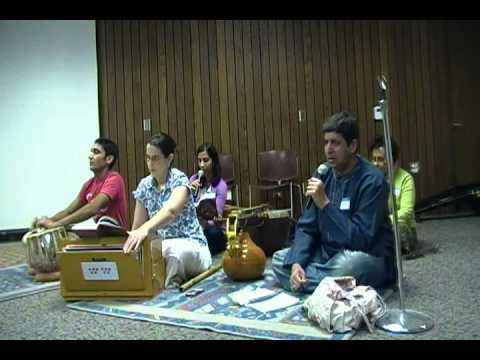 Omkar. Swarupa  ( Greater Chicago Naperville Music and Meditation...
