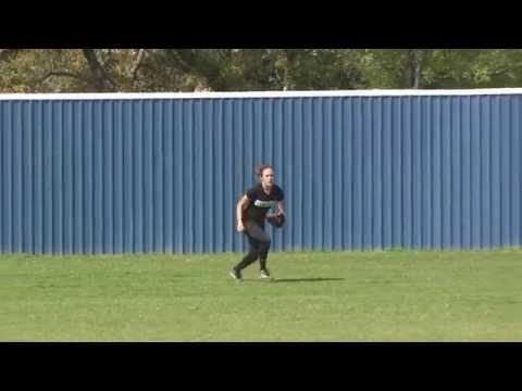 Kara Myrick - 2014 Spring Mechanics w/ Junior Season Highlights