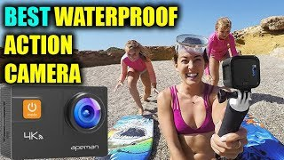 Best Action Cameras 2018 | 4K Action Camera Review 2018 | Waterproof Action Cam Review 2018