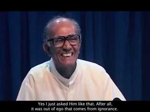 Conversation with Mr. Raja Reddy - Part 1