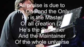 Sami Yusuf - Who is the loved one? (lyrics)