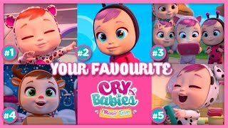 Your FAVOURITE episodes 🤩 CRY BABIES 💦 MAGIC TEARS 💕