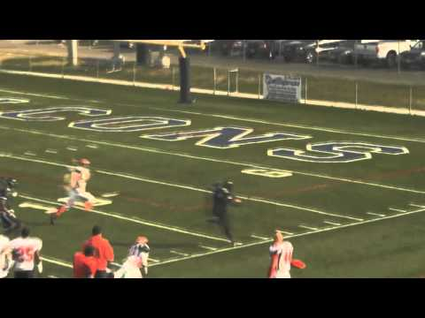 Vallejo Ravens Wes Childs Scrimmage Highlights 2012