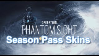 Rainbow Six® Siege - Season Pass Skins (Operation Phantom Sight )