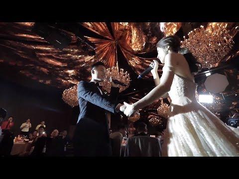 【婚禮歌手】B-MAX 馬克筆人聲樂團 _與新人合唱 至少還有你 Live版 (  Acappella cover)