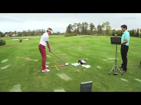 Ian Poulter - TrackMan session (part 2)