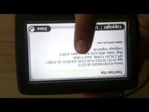 How to update maps on tomtom via 100 120 125 gps device youtube
