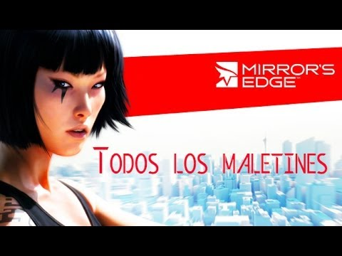 Mirror's Edge - Todos los maletines coleccionables // All hidden bags