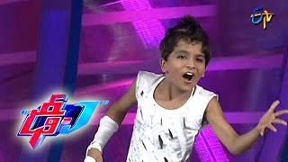 My Love Is Gone Song - Tarun Performance - 1 - Dhee Juniors - ETV Telugu