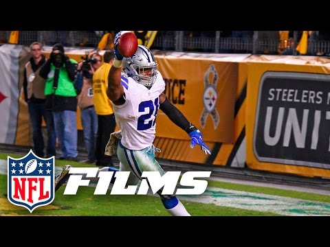 Top 5 Games of the 2016 NFL Season   NFL Films Presents