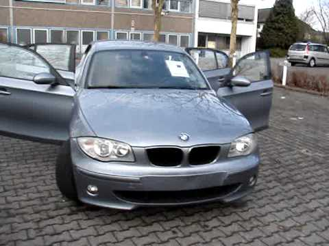 BMW 118d, Year 2005, 133TKM, Export Price: 8350,-
