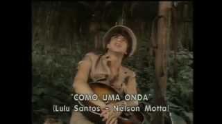 Watch Lulu Santos Como Uma Onda zensurfismo video