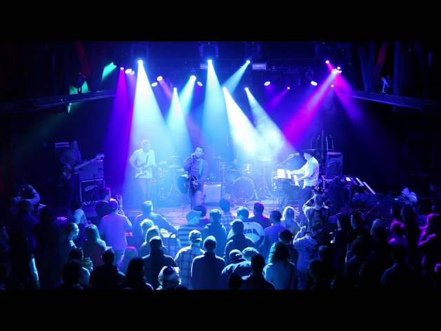 Lingo - Wake Up @Terminal West (1/18/13)