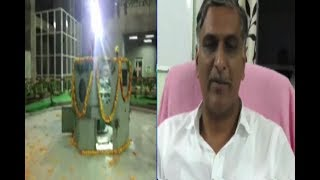 Kaleshwaram Project first Pump Drive test successfully Completed