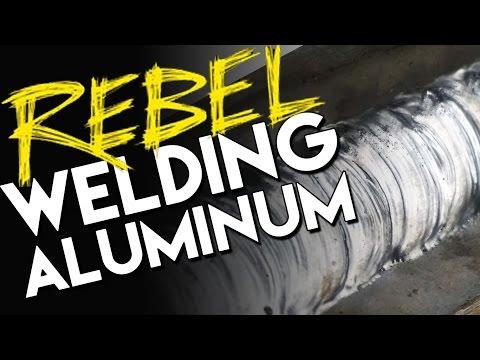 ESAB Rebel Spool Gun Unboxing and Review Plus Aluminum Welding   MIG Monday
