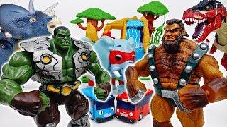 Hulk And Ulik, Who Is Stronger? - ToyMart TV