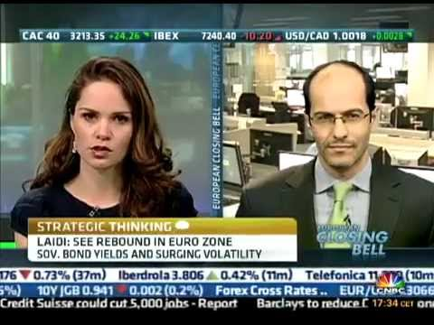 Ashraf Laidi on CNBC, talking April Tops, Ezone Volatility & Fed - Apr 16, 2012 Chart