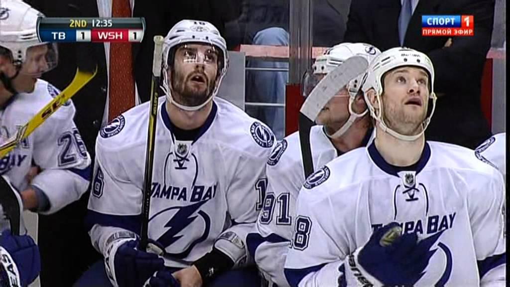 Lightning vs capitals