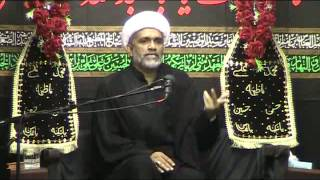 02 Night of 15th Muharram 1436 by Molana Nadir Sadiqi
