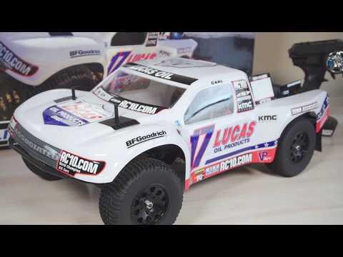 SC10.3 Lucas Oil Brushless Ready-to-Run