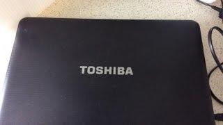 Reparar Laptop Toshiba que no Prende