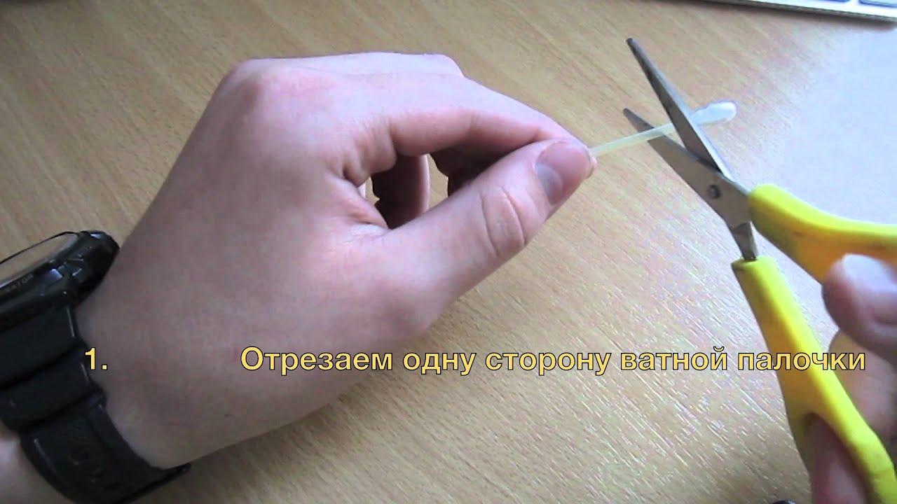 Как своими руками сделать стилус для