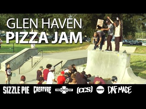 David Gravette's Pizza Party & MOB Grip Ad Photoshoot |  Behind-the-Scenes