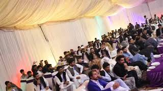Pashtoo attan by students of BZU at Baloch students council welcome party