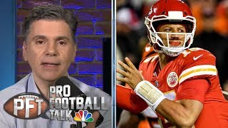 Why Patrick Mahomes may not repeat as NFL MVP | Pro Football Talk | NBC Sports