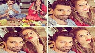 Bipasha Basu & Karan Singh Grover's Special Pooja | Bollywood News