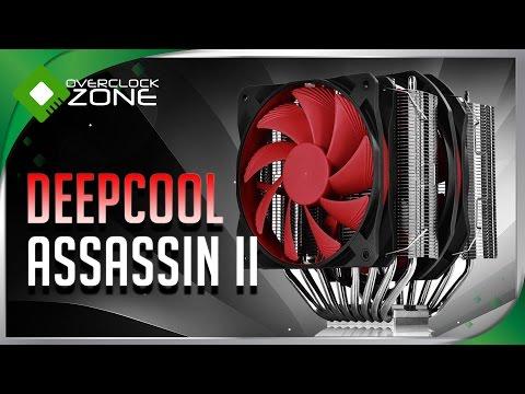 รีวิว DEEPCOOL GamerStorm Assassin II : CPU Air Cooler