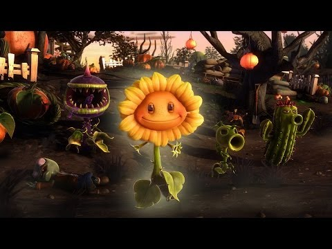 Plants VS Zombies: Garden Warfare - I'm A Happy Sunflower