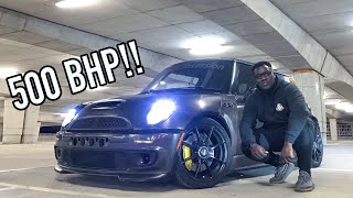 500 BHP 1.6L MINI COOPER ONE *OUTRAGEOUS*