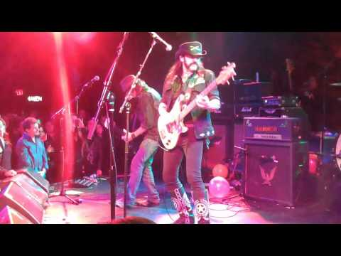 Camp Freddy: Lemmy Kilmister&Phil Campbell - Bomber